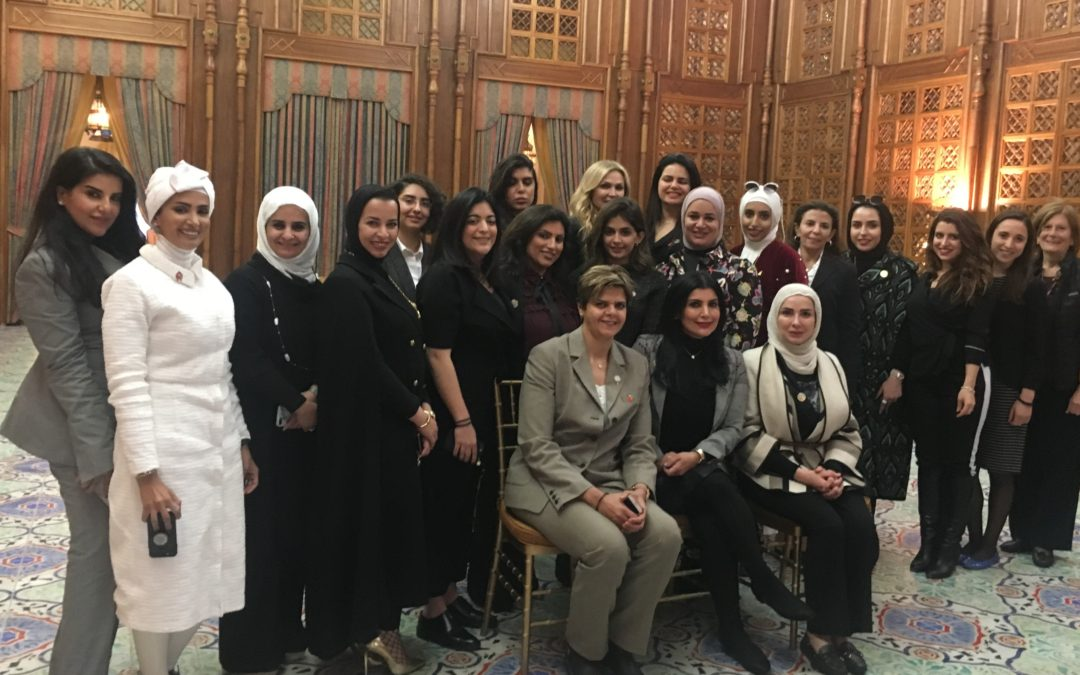 MEDIUM BLOG: Kuwaiti Women: Forging Forward in Public Life